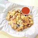 Oyster Omelette [$5]
