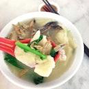 Mee Hoon Kway [$3.50]