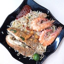 Crayfish Big Prawn Fried Hokkien Mee [$15]