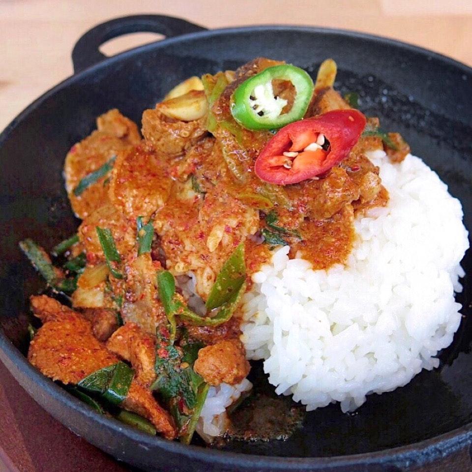 Bab-Muk-Ja Korean Restaurant