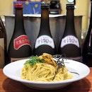 Uni Spaghetti [$21]