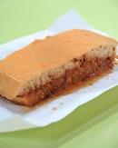 Peanut & Peanut Butter Pancake [$1.20]