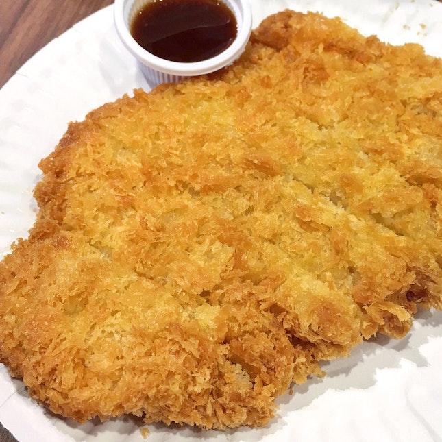 Pork Katsu [$6]
