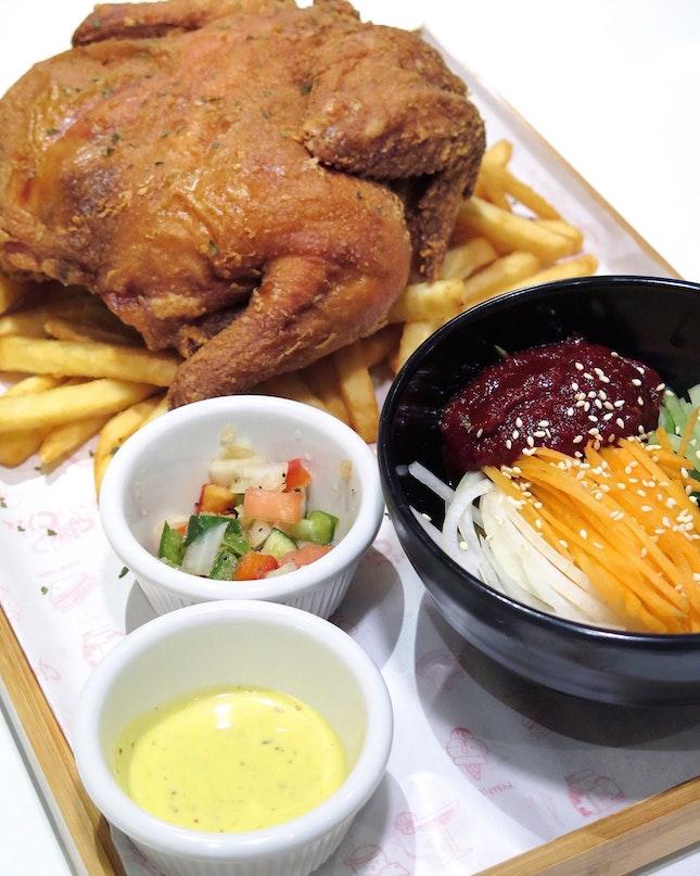 Chir Chir Spring Chicken [$28.90]