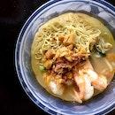Prawn Noodles Soup (Wah Kee Big Prawn Noodles)