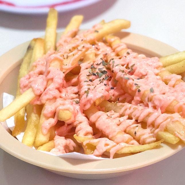 Mentaiko Fries [$3.80]