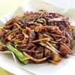 Fried Kway Teow [$4]