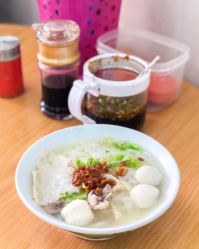 Koay Teow Soup [5RM • S$1.70]