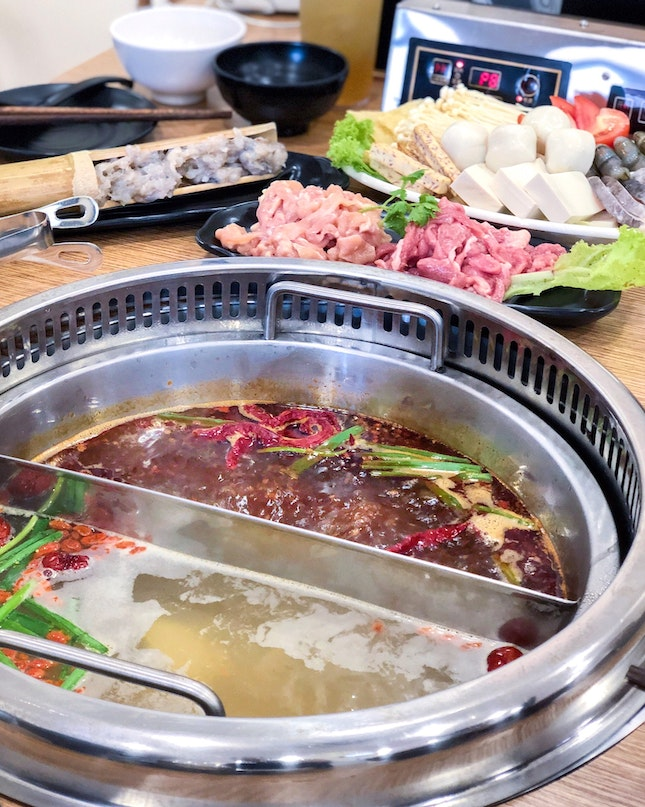 Nong Su Steamboat [Price Varies]