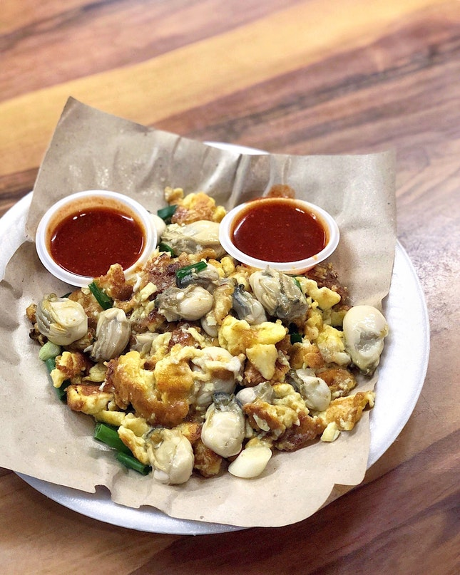 Fried Oyster [10RM • S$3.30 for Medium]