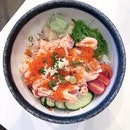 Salmon Mentai Bowl [$18.90 for Dinner]