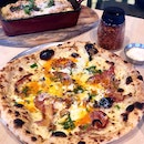 Guanciale & Egg [$27]