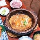 Hot Pot Loin Katsu Set [$28]