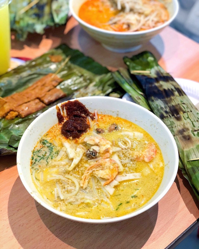 Laksa [$5.50 for M]