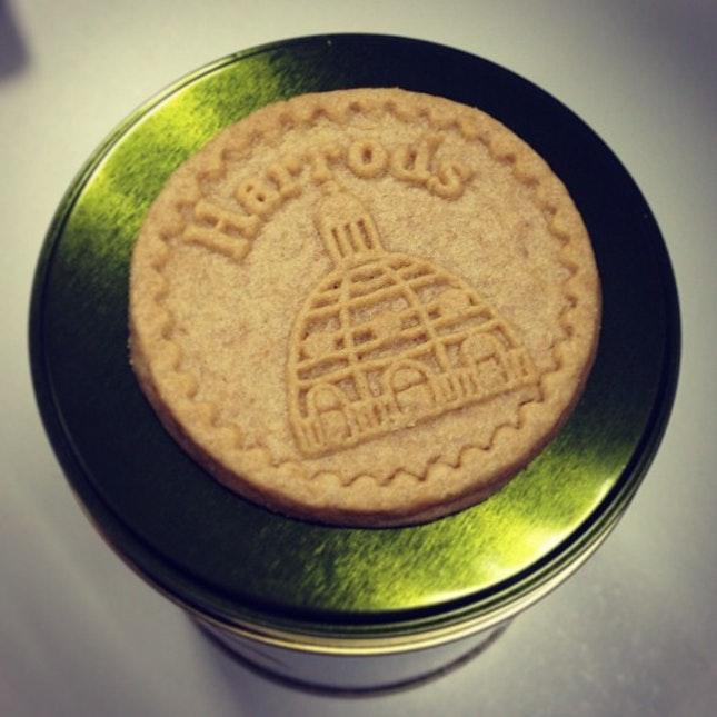 #coffee#cookies#harrods
