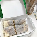 Ran all the way to Qiji and queued for their delicious popiah cos I've heard so many rave reviews about it.