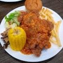 Chili Crab Chicken