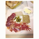 #french #coldcut platter #frenchfood #starters #foodporn 🇫🇷