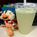 Gula Melaka avocado milkshake!