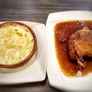 Duck confit at la petite cuisine last Friday!