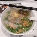 Bai Nian niang dou fu at chai Chee viva business Park!