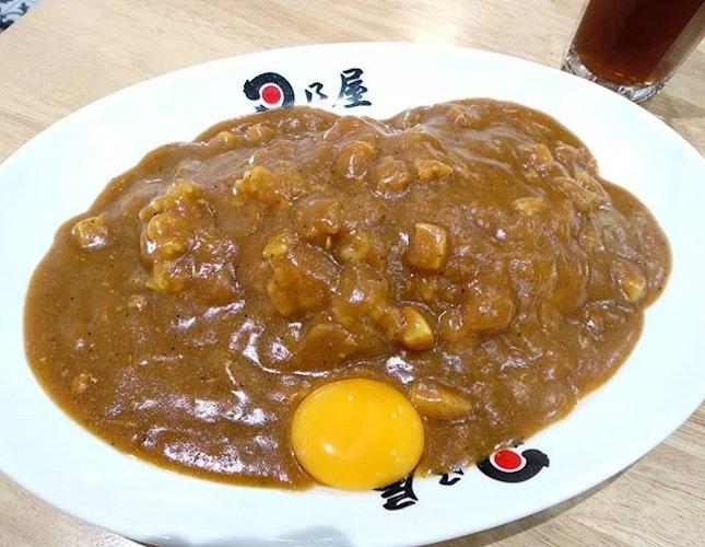 Hinoya curry from the market Bangkok!