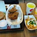KFC mala chicken!