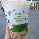 Tried milksha for the first time!
