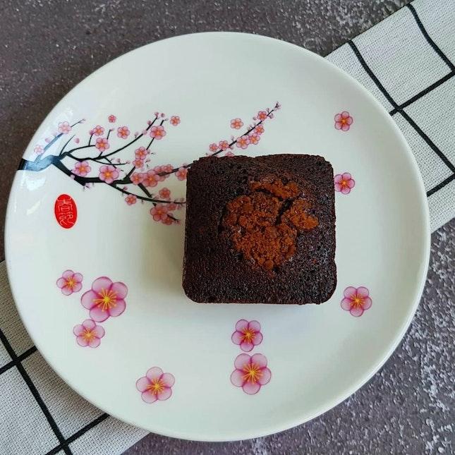 Speculous Brownie