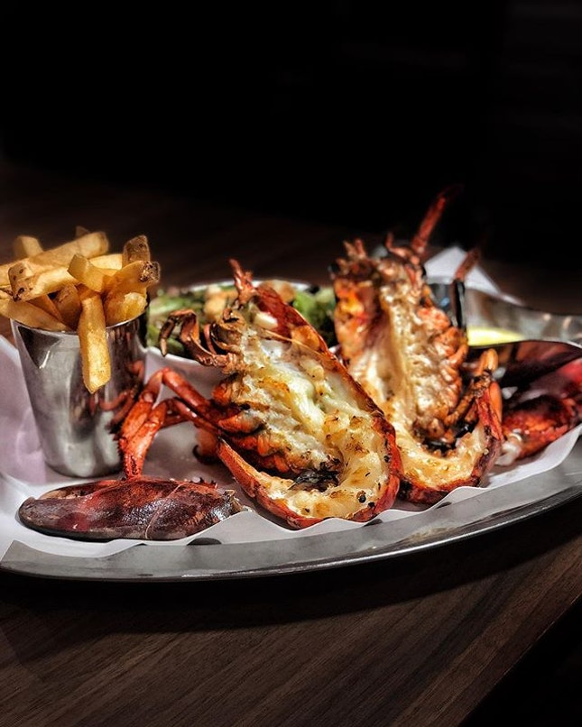 Grilled Lobster—$58 Stand a chance to win dining vouchers up to $500 per month during Singapore Restaurant Festival 2018 when you dine at the 63 participating restaurants now till 30 September.