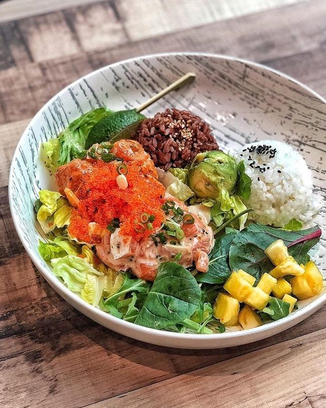 Standard Nalu—$16.90 My version of eatclean.