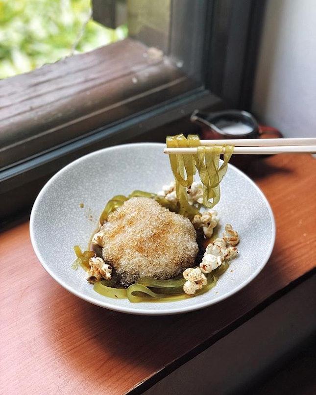 Baba's Chendol —$10 Fancy using chopsticks 🥢 for desserts?