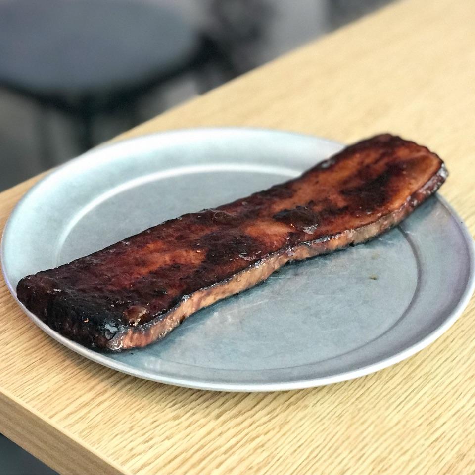 Brown Sugar Bacon Chop