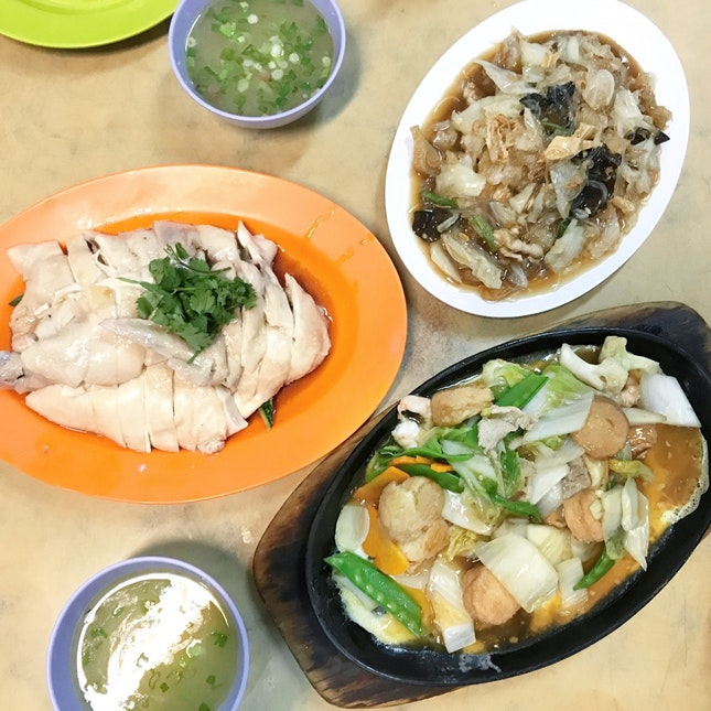 Chin Chin Eating House 津津餐室