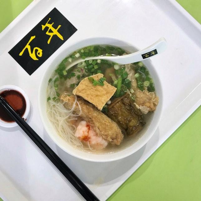 百年釀豆腐