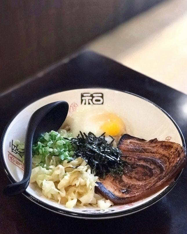 Mazemen Kuro at 300 Boru (三百碗)