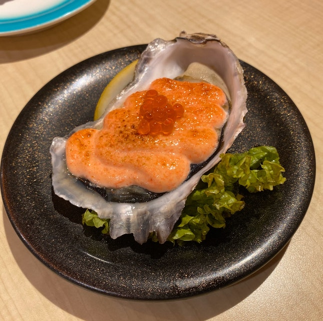 Mentaiko Oyster 😍