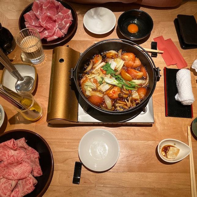 Quality Sukiyaki