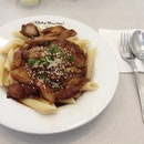 Chicken Teriyaki Penne