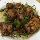 Jin xiang chicken.