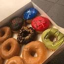 Krispy Kreme (VivoCity)