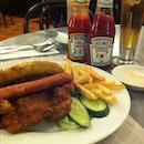 Hainanese-Western Chicken Maryland