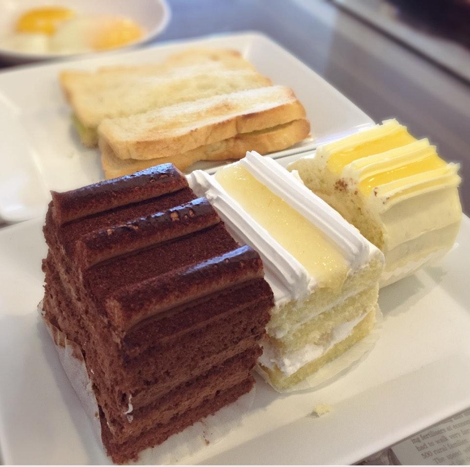 Old School Cakes