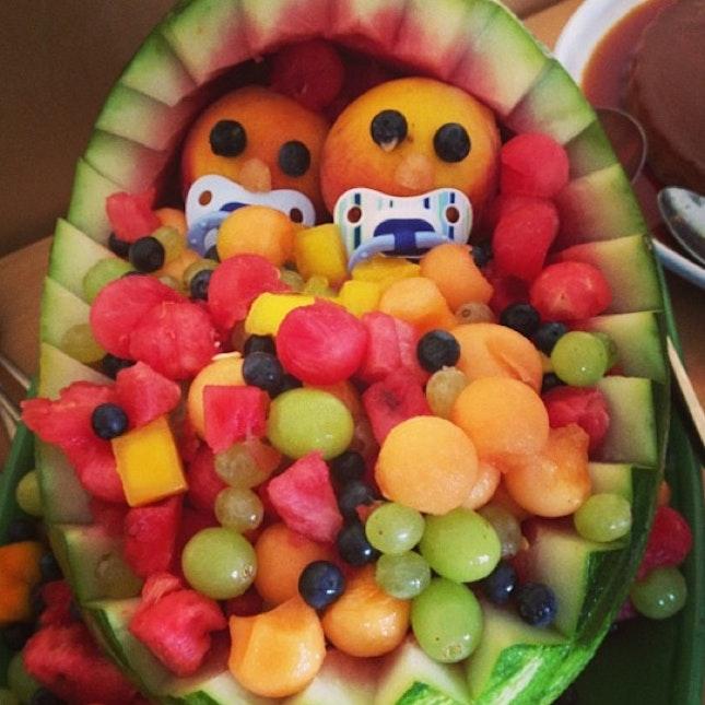 Awesome Food Art By Geraldine N Burpple