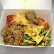 Comfort Food - Nasi Padang