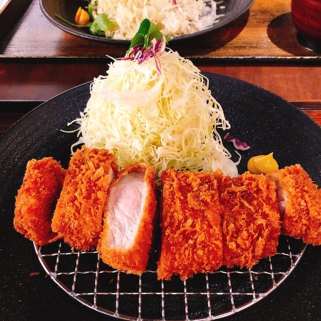 Very Juicy Kurobuta!