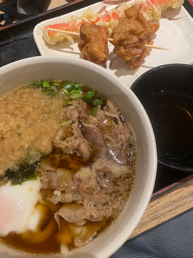 Tamoya Udon
