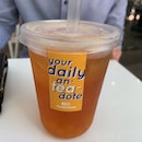 Earl Grey Passion Fruit Boba
