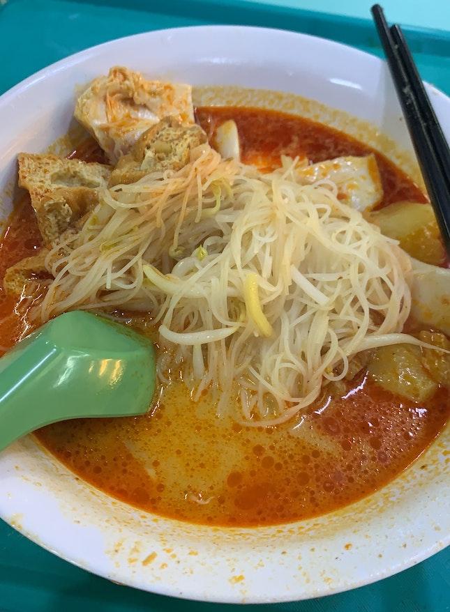 Curry Chicken Bee Hoon