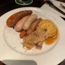 5 Sausage Platter ($35)